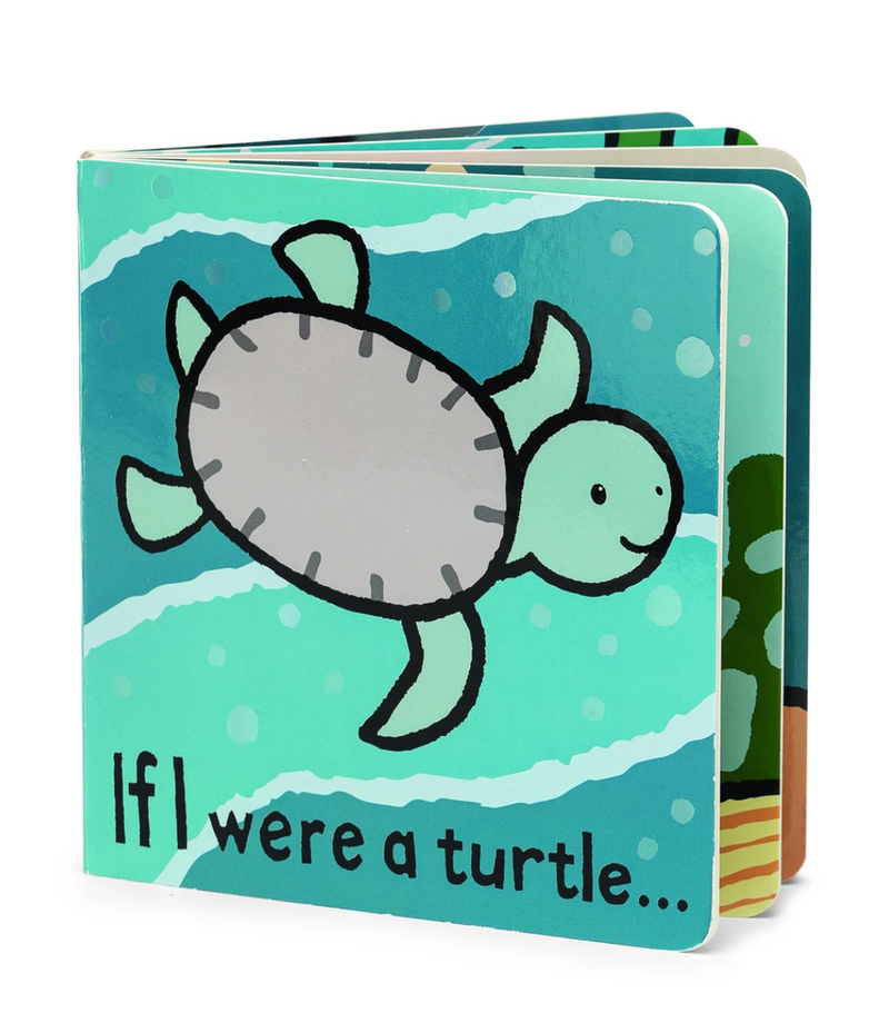Jellycat If I Were a Turtle