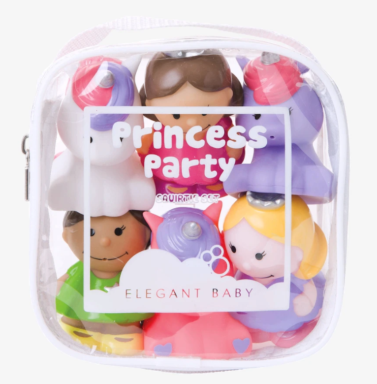 Elegant Baby Princess Party Squirties