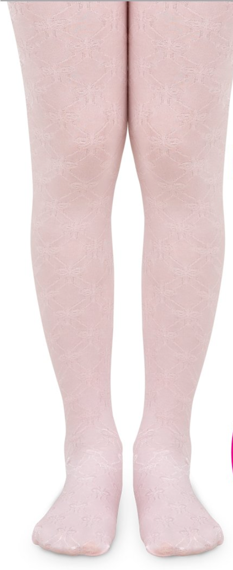 Jefferies Tights with Lace