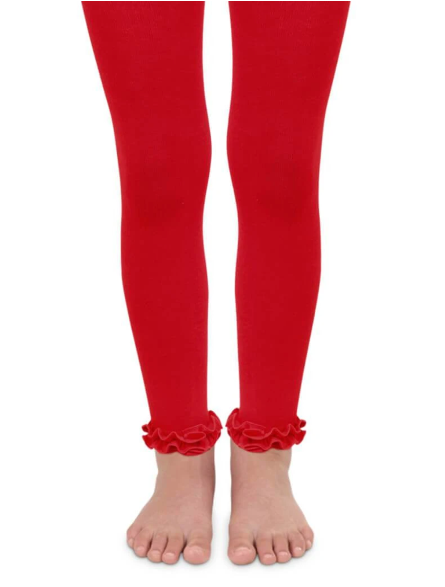 Jefferies Legging Red