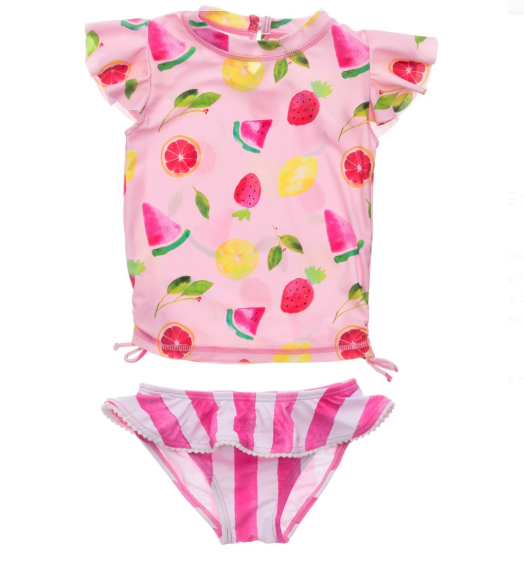 Snapper Rock Fiesta Fun Ruffle Set