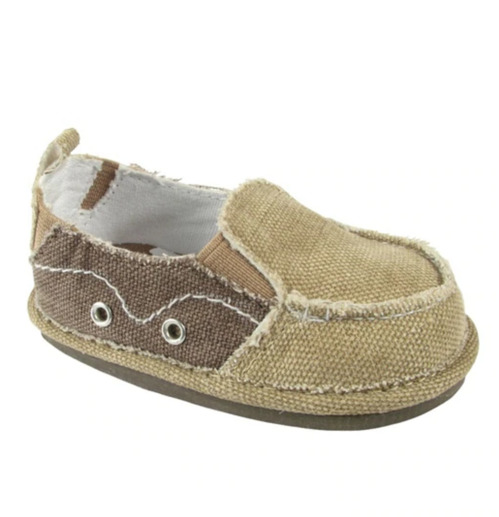 Trimfoot Canvas Slip-on Walking Shoe