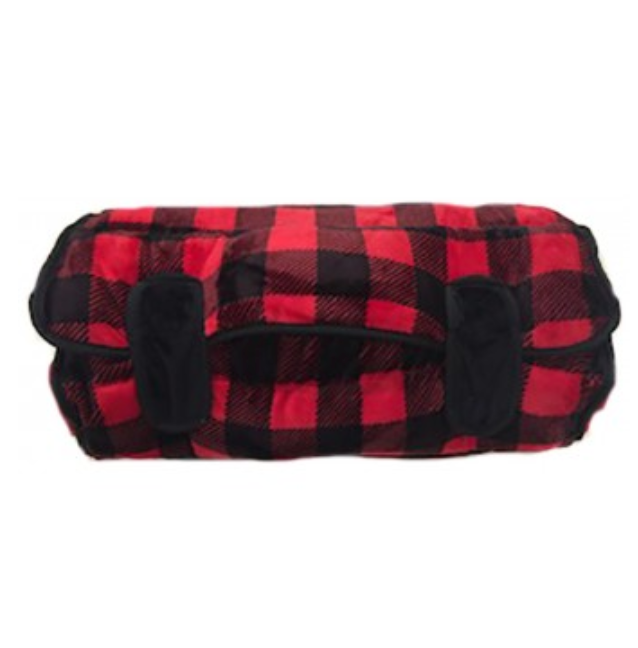 Ozark Mountain Buffalo Check Nap Mat