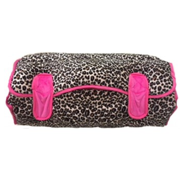 Ozark Mountain Hot Pink Cheetah Nap Mat