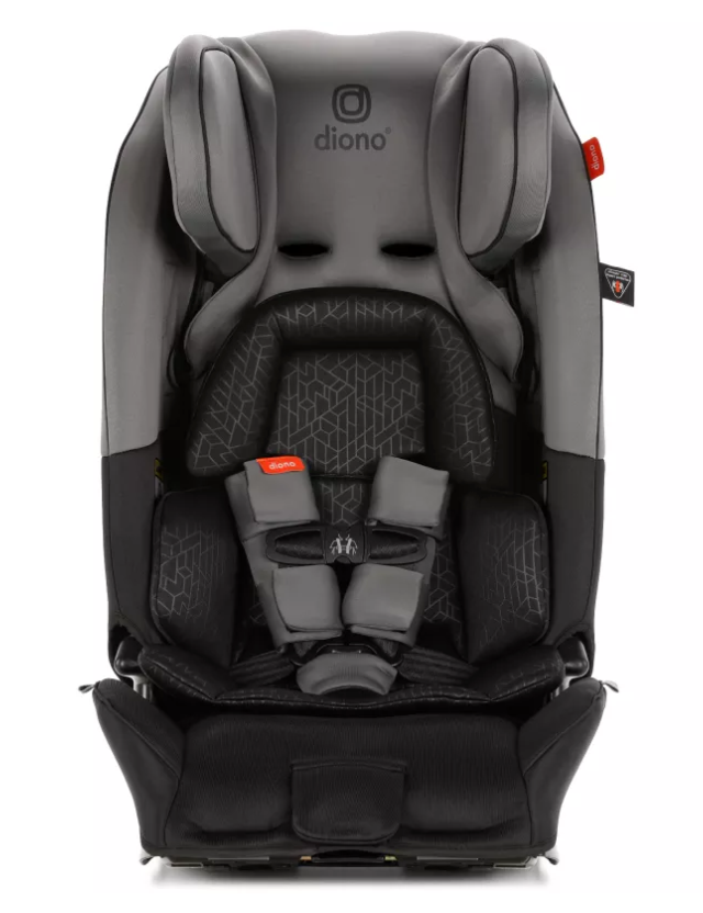 Diono Radian 3RXT Latch Carseat Gray
