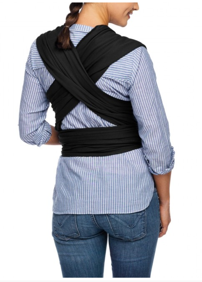 Moby Evolution Wrap Black