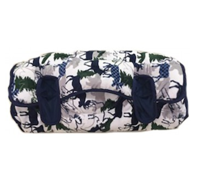 Ozark Mountain Moose Nap Mat Navy