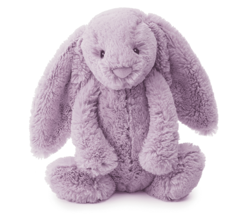 Jellycat Bashful Bunny Lilac Small
