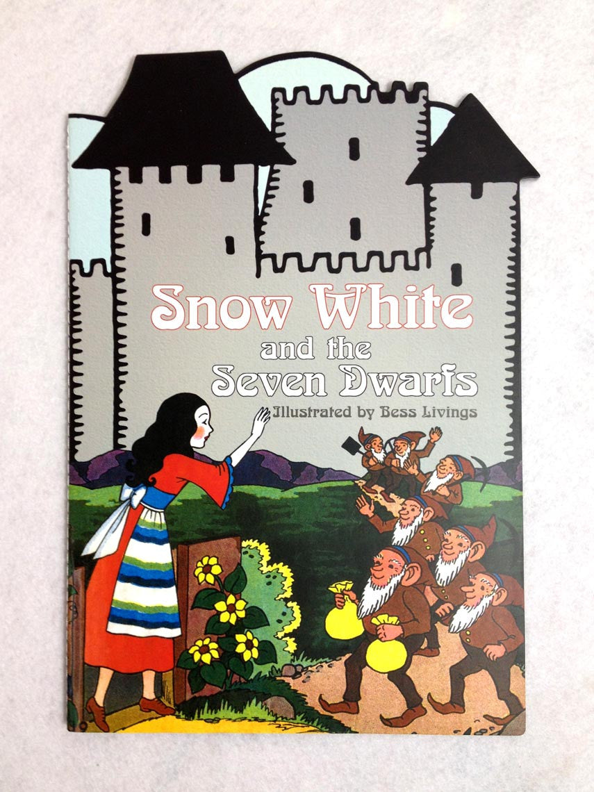 Laughing Elephant Snow White and the Seven Dwarfs