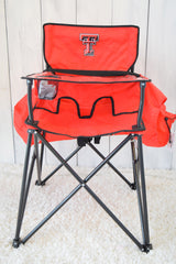 Ciao! Baby High Chair Texas Tech