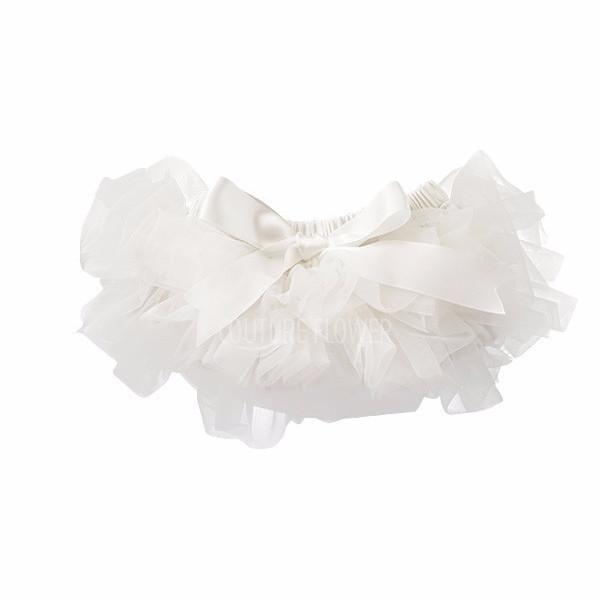 Mila & Rose Tutu Bloomer Off White, 0-6m
