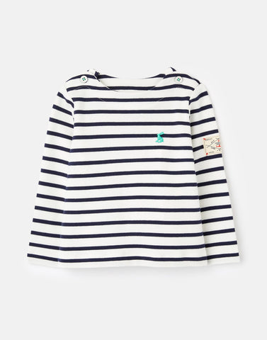 Joules Katy Jersey Applique Dress