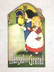 Laughing Elephant Hansel and Gretel Shape Book