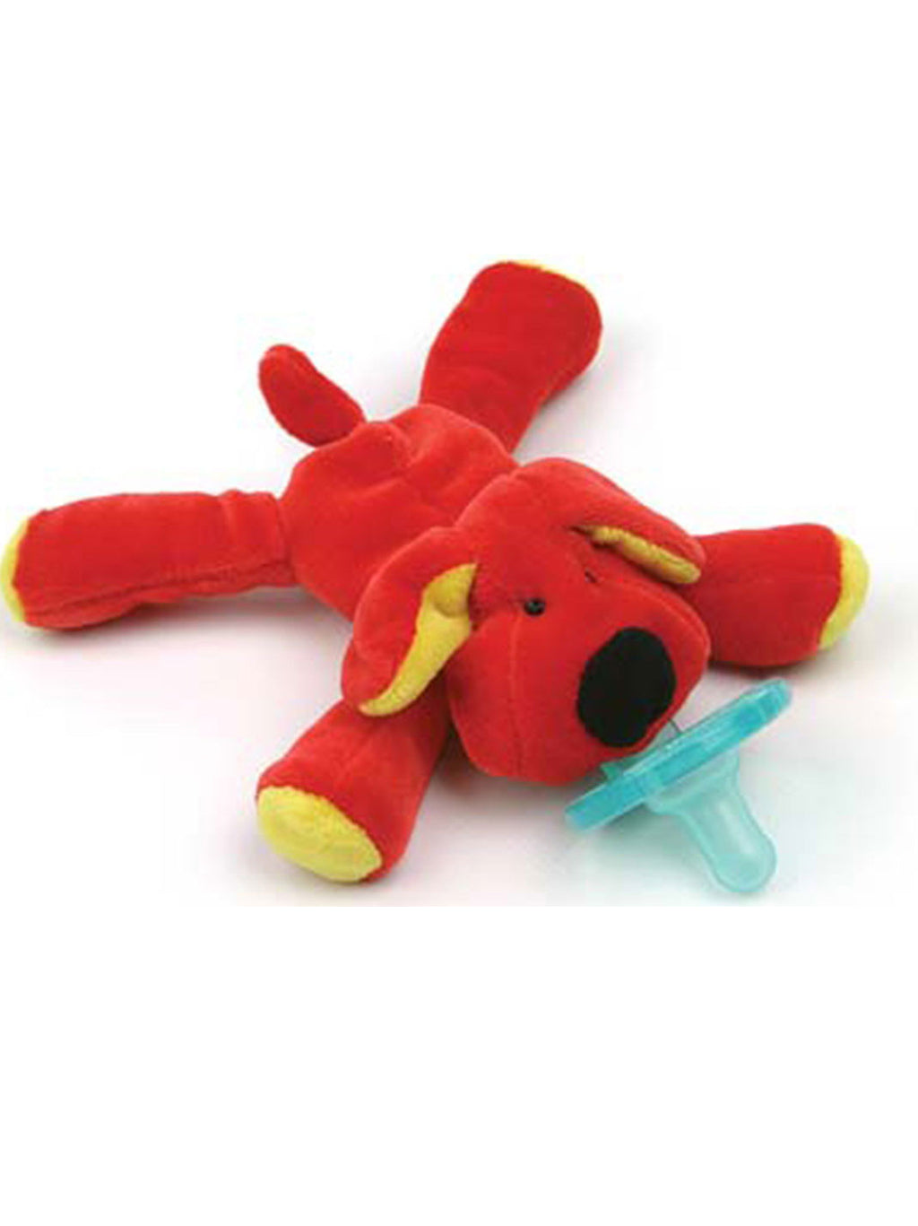 WubbaNub Red Puppy