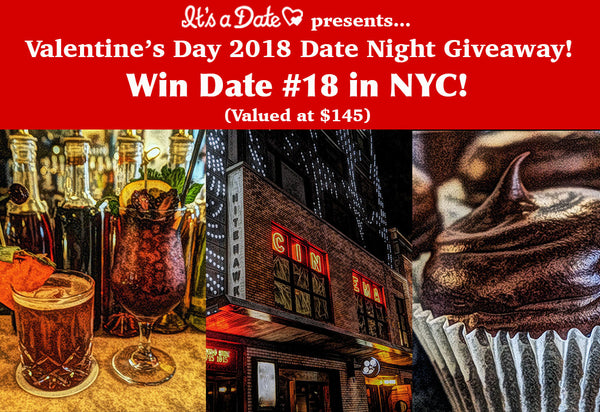 Valentine's Day 2018 Date Night Giveaway