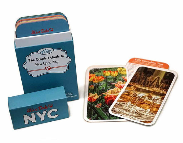 It's a Date NYC: The Couple's Guide to New York City (Wholesale)