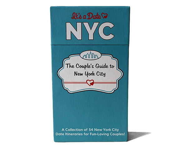 It's a Date NYC: The Couple's Guide to New York City
