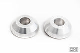 Street Glide Road Glide stock NON ABS Wheel Spacers Front rim
