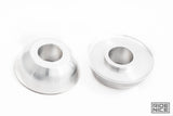 Ride Nice Impeller Harley Wheel Spacers 2014 & Up Road King