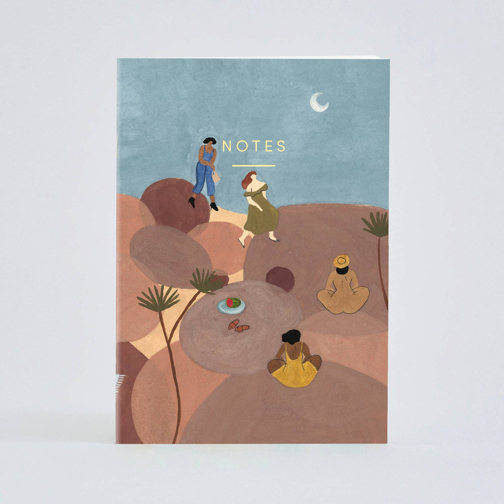 Wrap - 'Hikers' Notebook - shoparo