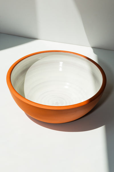 Terracotta Serving - Bowl - shoparo