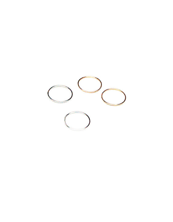 Ultra Delicate Memory Ring - shoparo