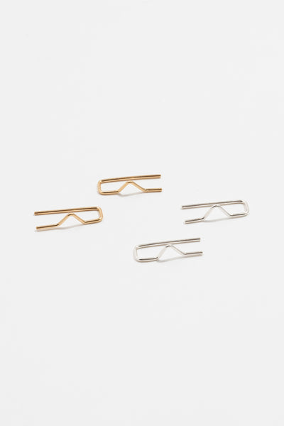 Constellation Staple Earring - shoparo