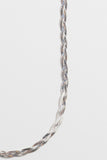 Braided Chain Necklace - shoparo