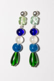Blue Ocean Earrings - shoparo