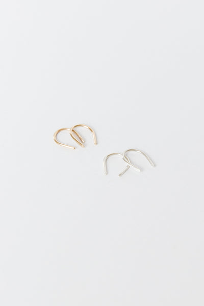 Arc Earrings - shoparo