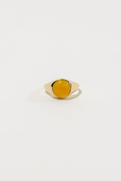 Primary Ring - Yellow Onyx - shoparo