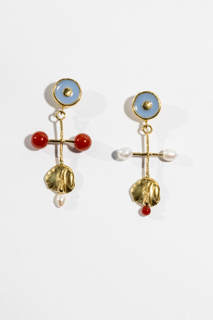 Roberte Earrings - shoparo