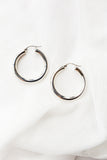 Medium Hoop Earrings - shoparo