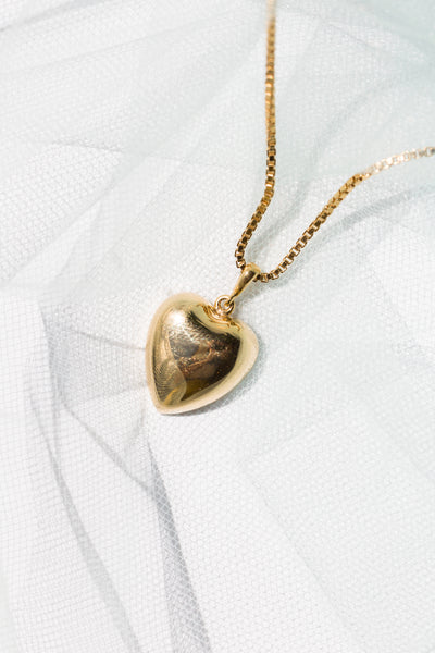 Heart Necklace - shoparo
