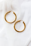 Large Hoop Earrings - shoparo