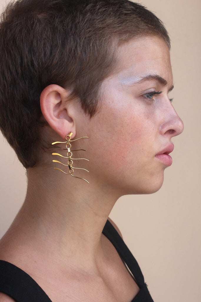 Alynne Lavigne Wobble Earrings