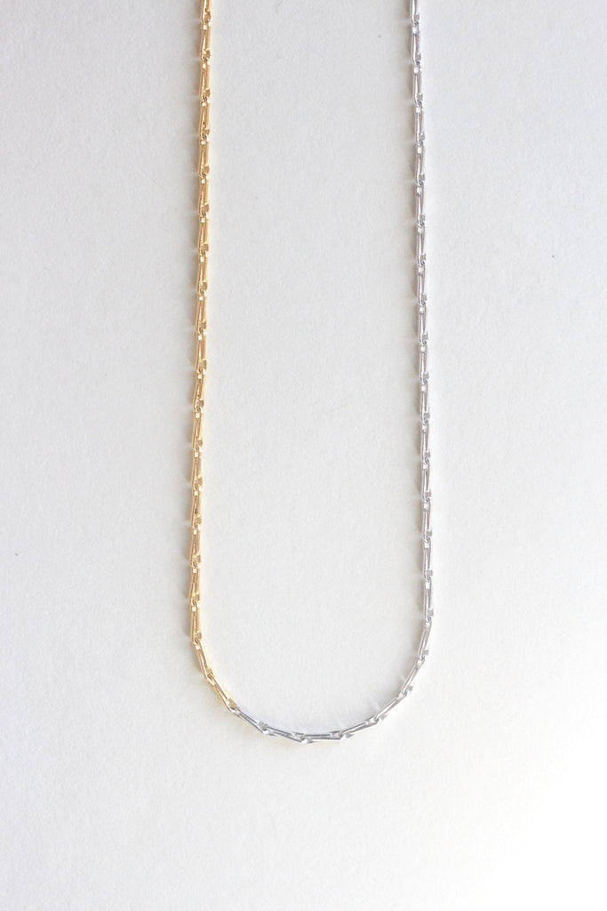 Two-Tone Chain - shoparo