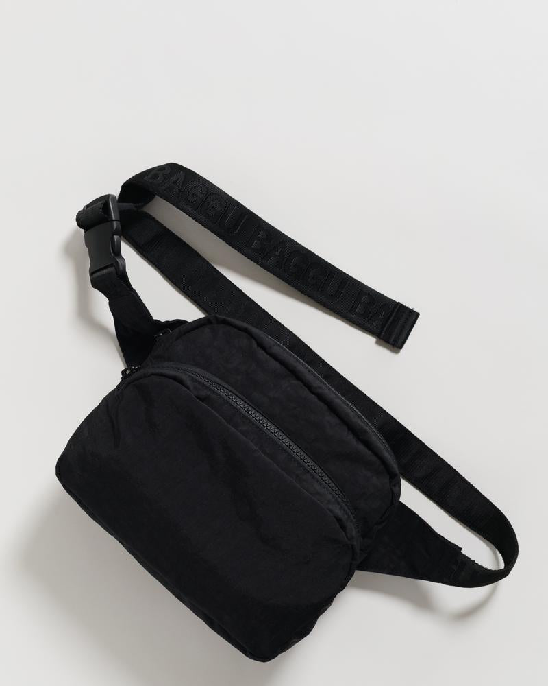 Fanny Pack - Black - shoparo