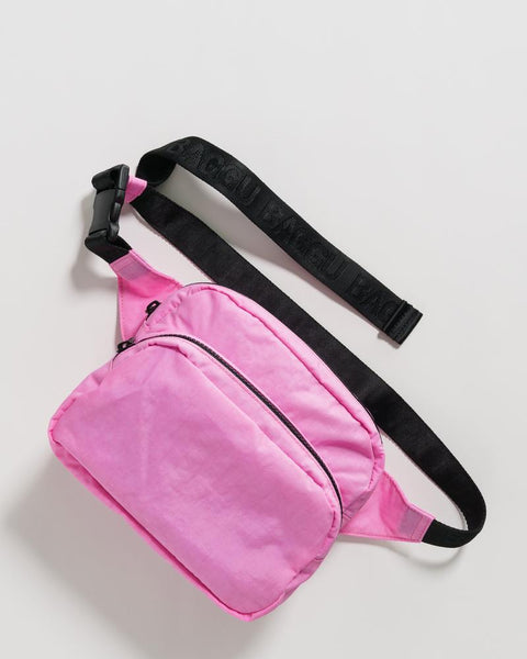 Fanny Pack - Bright Pink - shoparo