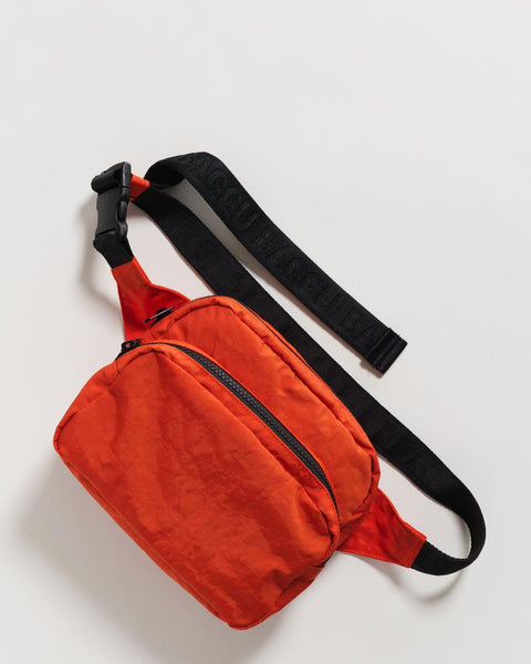 Fanny Pack - Red/Tomato - shoparo