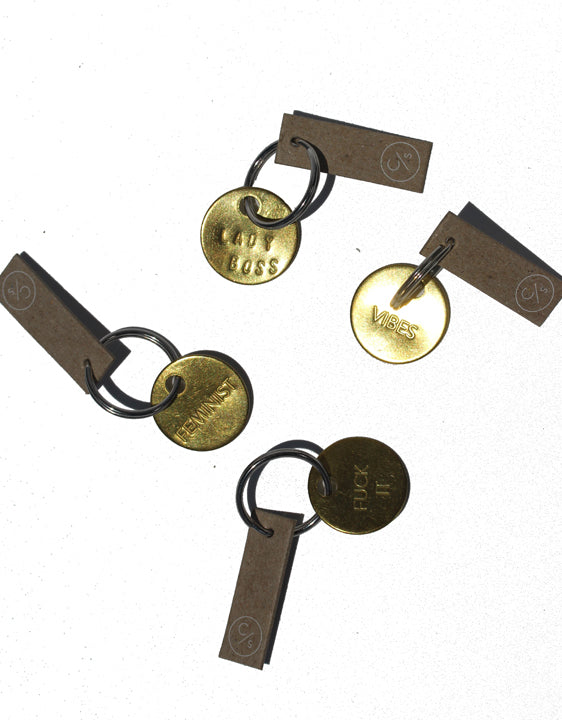 Chaparral Key Tags