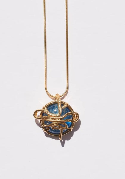 Cosmic Serpent Necklace - shoparo