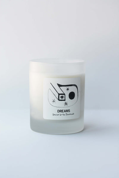 Species by the Thousands - Dreams Candle - shoparo