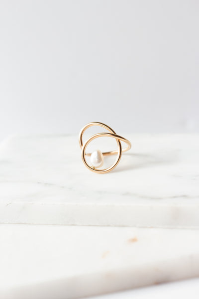 Perla Ring - shoparo