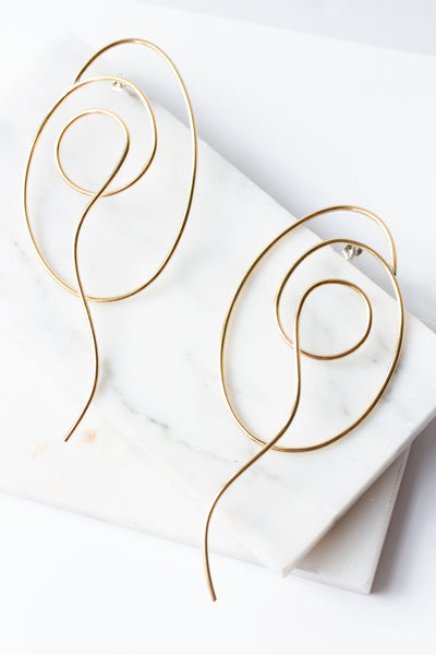 Spirula Earrings