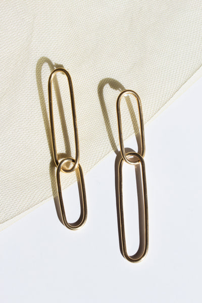 Zephyr Link Earrings - shoparo