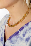 Round Chain Necklace - shoparo