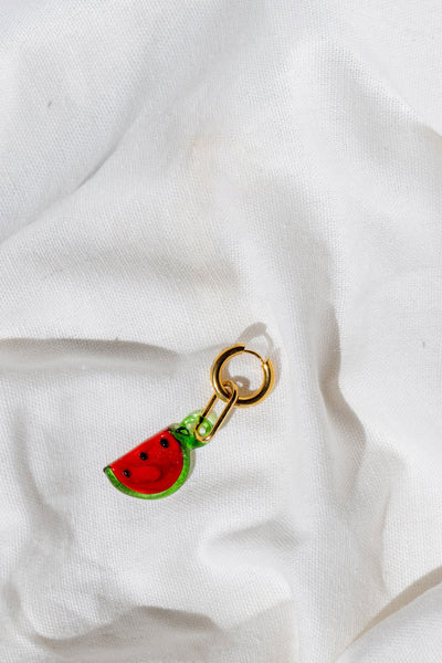 Cocomero Watermelon Earrings