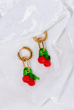 My Maraschino Cherries Earrings - shoparo