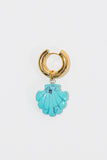 Shell We Dance Single Earring - shoparo